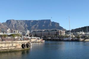 Kaapstad uitzicht