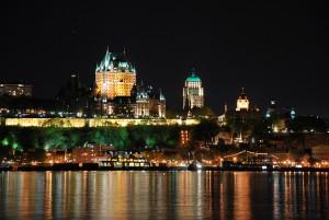 Quebec Skyline Canada