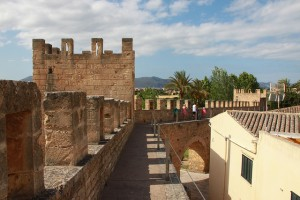 Stadsmuur Alcudia
