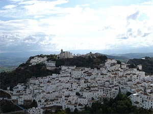 Casares Andalusië