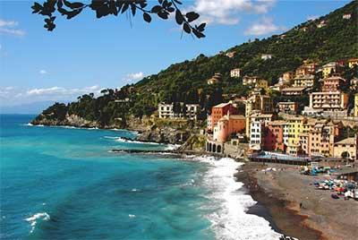 Eilanden Italië