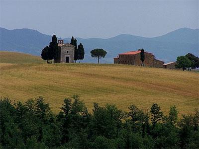 Toscane fly drive