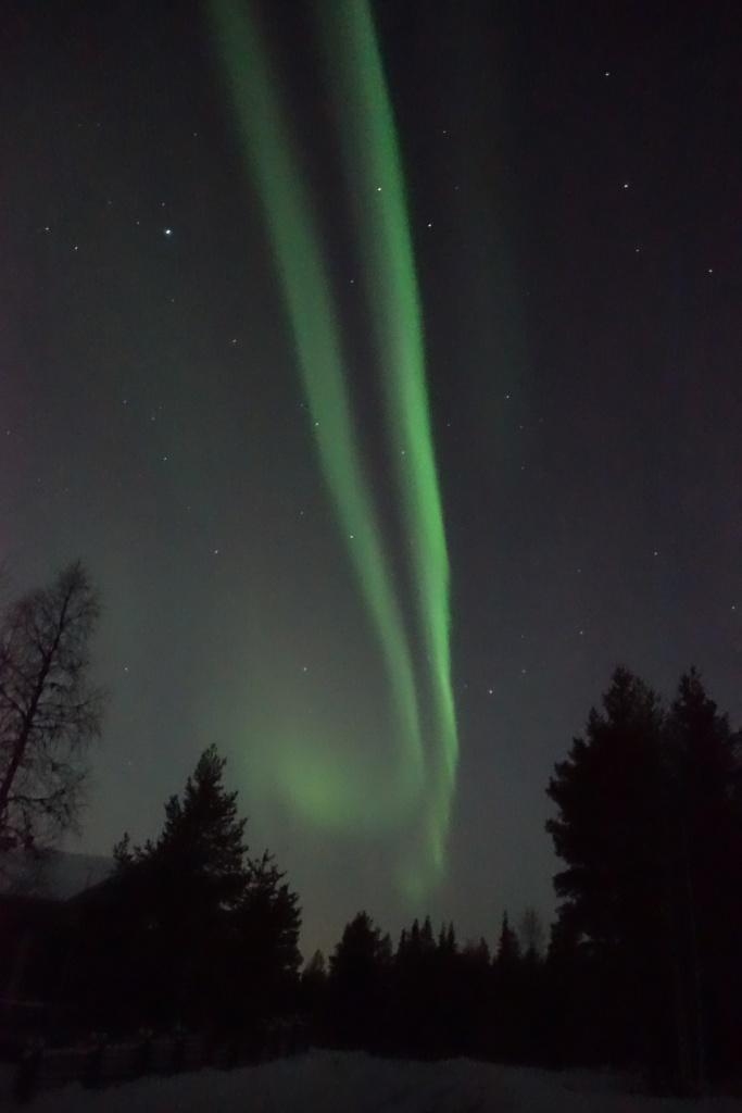 Fly & drive Finland, noorderlicht
