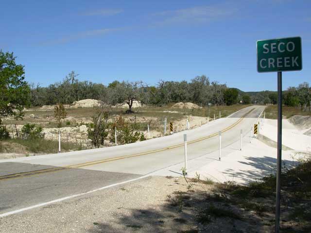 Seco Creek Texas