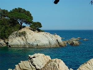 Strand Catalonië