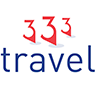 333 Travel Logo