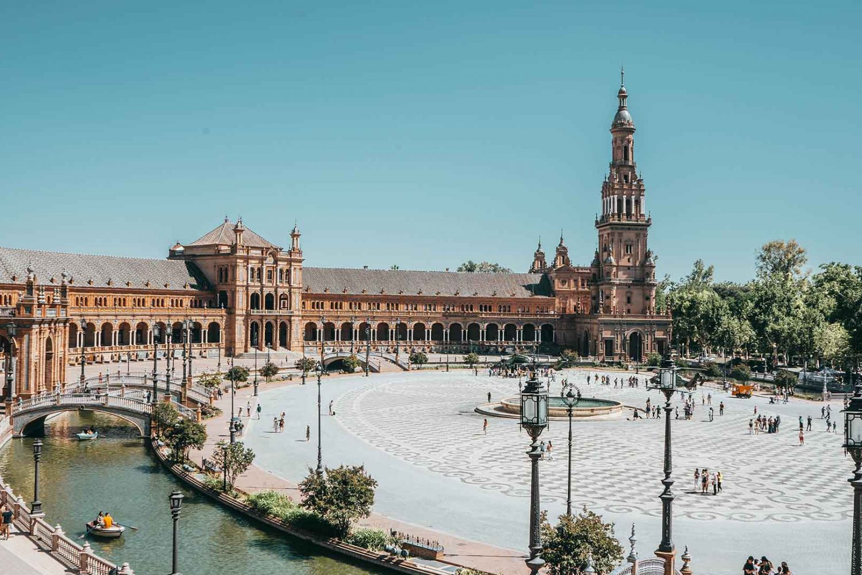 Andalusië Foto 1