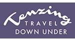 Tenzing Travel Logo