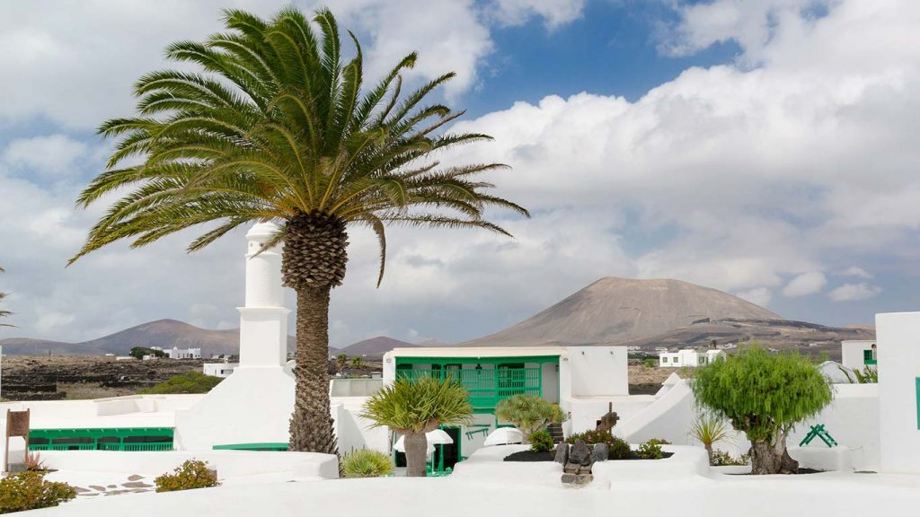 Luxueuze accommodaties Lanzarote