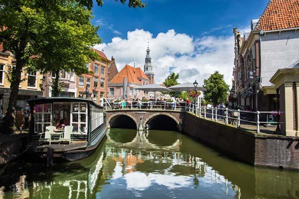 Kanalen van Alkmaar