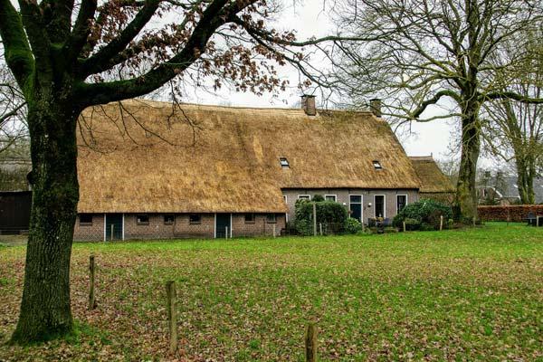 Oude boerderij Drenthe