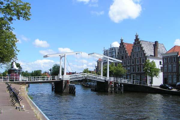 Kanalen van Haarlem