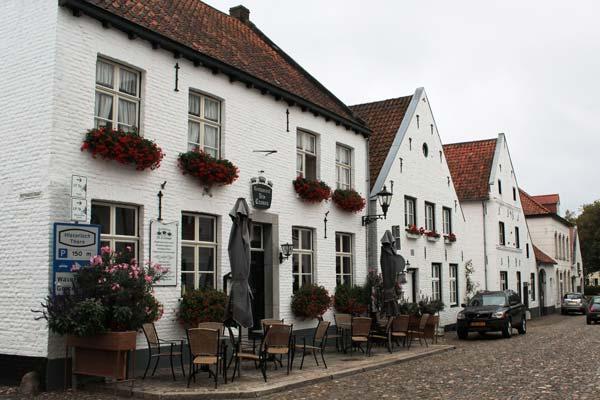 Witte dorp Thorn Limburg