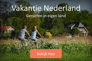 Vakantie Nederland Banner