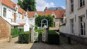 Rondreis Antwerpen Begijnhof
