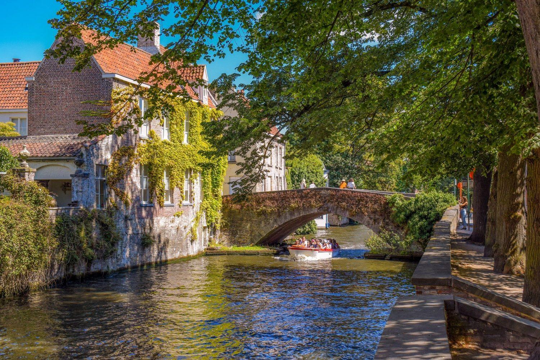Rondreis Brugge