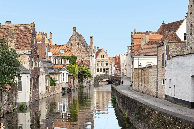 Rondreis België