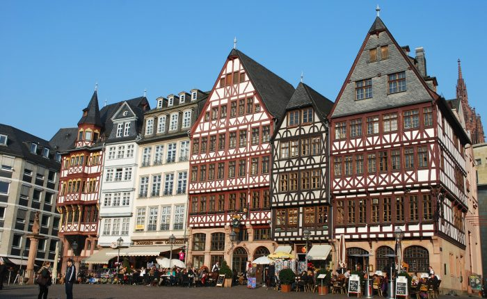 Rondreis Frankfurt