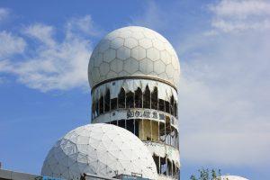 Teufelsberg rondreis Berlijn