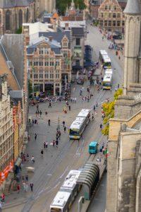 Rondreis Gent