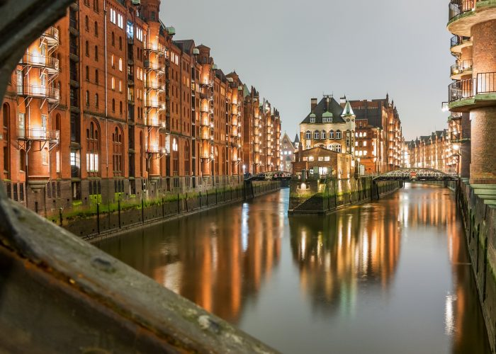 Rondreis Hamburg