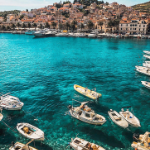 Strand Kroatië fly drive vakantie