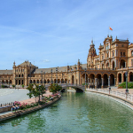 Sevilla fly drive vakantie Andalusië