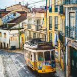 Lissabon fly drive vakantie Portugal